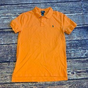 Boys XL size 16/18 Ralph Lauren Polo Orange 🍊EUC